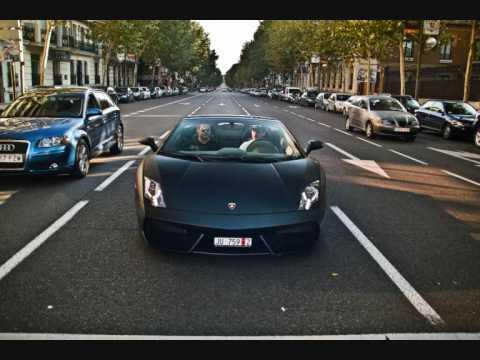 Matte Black Lamborghini Gallardo Spyder Lp560 Youtube