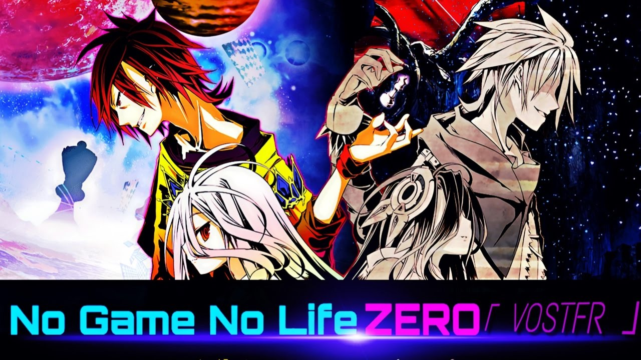 No Game No Life: Zero - English Dub - Digital - Madman ...