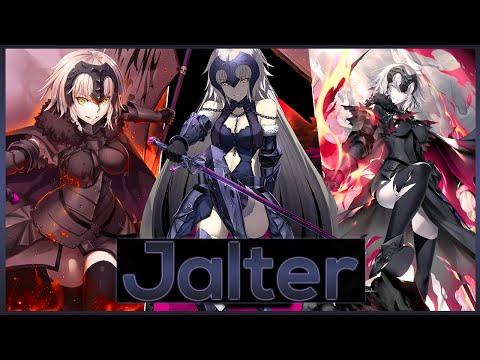 Fate Lore - Jalter (Joan Of Arc Alter)
