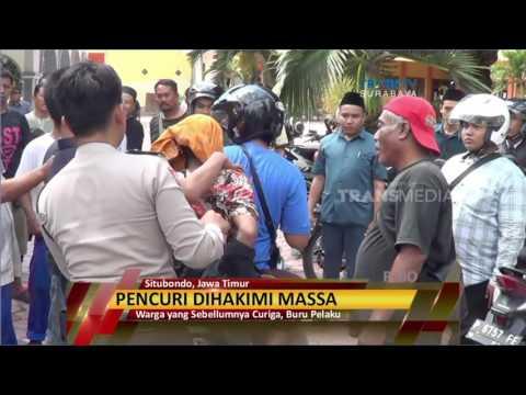 Pencuri Kotak Amal Masjid Dihakimi Massa Mp3