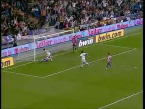 ريال مدريد 7 - 1 سبورتينج خيخون 2008
