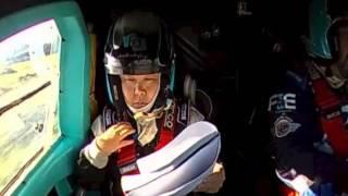 Onboard imersiva - Glauber/Minae SS2 - Rally Cuesta Off-Road 2017