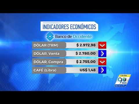 Agosto 25 2017 Indicadores económicos