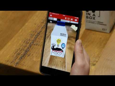 Augmented Reality For Packaging - SIG I W-in-a-Box