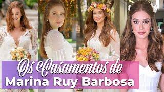 Tudo sobre os casamentos de Marina Ruy Barbosa   Pronta Para o Sim