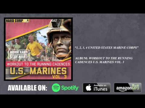 1, 2, 3, 4 United States Marine Corps (Running Cadence)