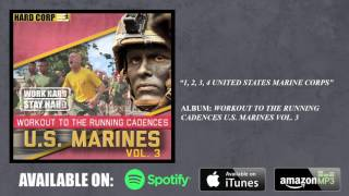 Video 1, 2, 3, 4 United States Marine Corps (Running Cadence) download MP3, 3GP, MP4, WEBM, AVI, FLV April 2018