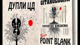 DR. PROJECT POINT BLANK  - Gitarologija/Guitarology