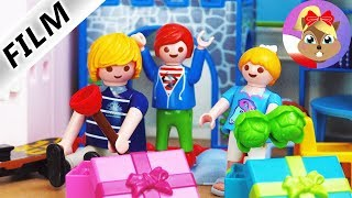 Playmobil Film polski | What's inside the mystery BOX CHALLENGE - WYZWANIE JULIANA Serial Wróblewscy