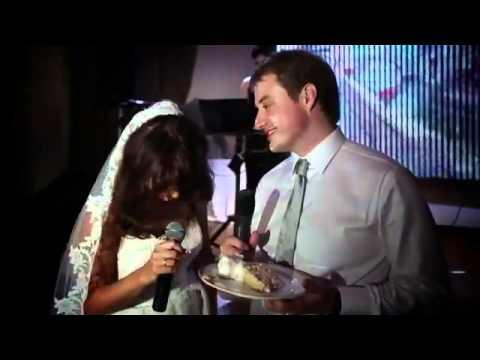 Русско Кавказская Свадьба Залина и Игорь