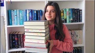 Favori Kitap Serilerim | Bilimkurgu, Fantastik, Polisiye...