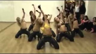 Russian Go Go Dance Team dancing Thumbnail