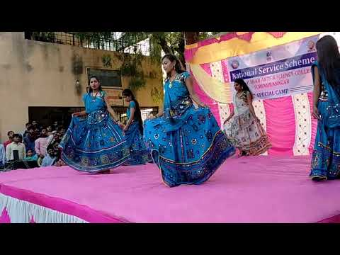 MIX GARBA : NSS CAMP - DAY 6