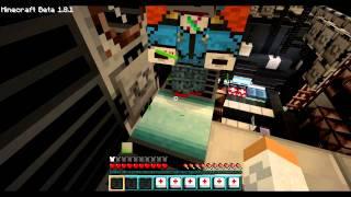Minecraft Maceraları : Deep Space Turtle Chase Bölüm 2