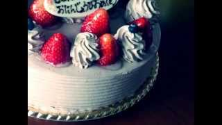 ゆうみさん、お誕生日おめでとう。 Happy Birthday m363 マルハピ http:...
