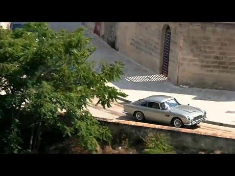 شاهد: تصوير مطاردة مثير لأحدث فيلم من سلسلة -جيمس بوند- في إيطاليا…  - 15:56-2019 / 9 / 11