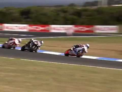 2010 World Superbikes at Phillip Island