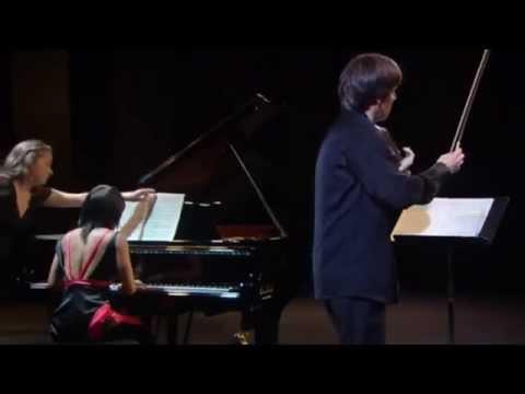 Yuja Wang & Joshua Bell : Beethoven - Violin Sonata No. 9