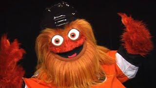 Philadelphia Flyers Introduce Fuzzy Orange Monster Mascot