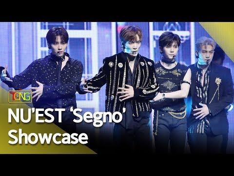 뉴이스트NU&39;EST &39;Segno&39; Showcase stage BET BET 벳벳 통통TV