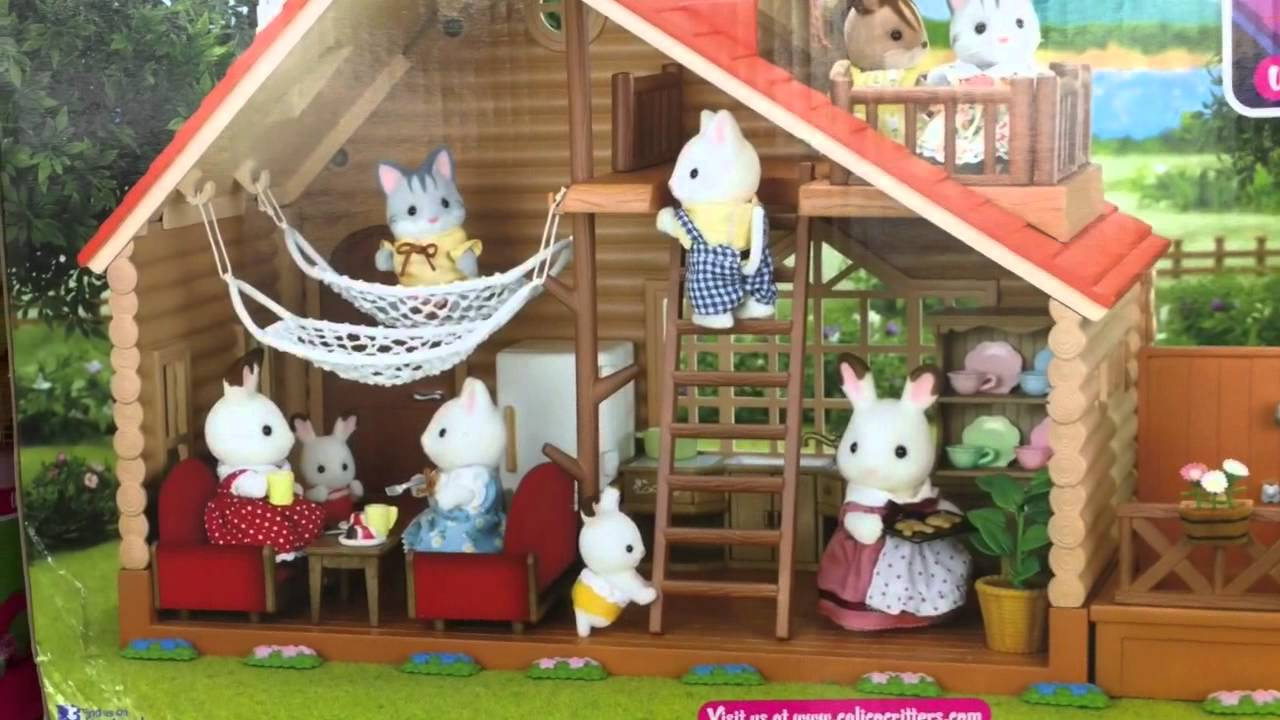 Calico Critters at ToysRUs