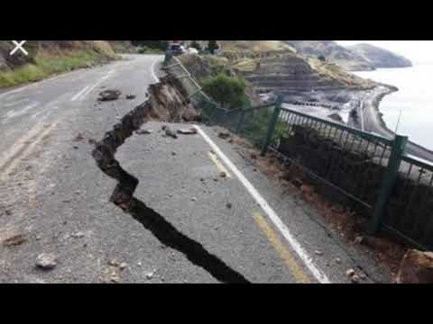 BREAKING Massive 6.1 magn earthquake strikes south of New Zealand