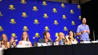 DragonCon 2015 Saturday Lost Girl Panel part 2