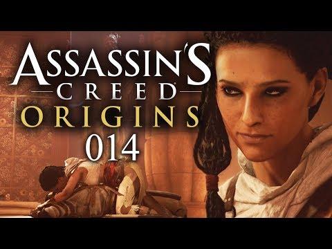 Unsere Frau Aya  🎮 ASSASSIN'S CREED: ORIGINS #014
