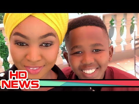 5 Heart Melting Pictures Of Ayanda Ncwane And Her Sons