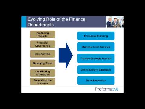 The Right Recipe for Creating Value from Finance, Big Data, Mobile Technology