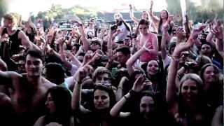 Olmeca Tequila Presents Steve Aoki SA Tour 2012