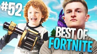 BEST OF FORTNITE FR #52 ►JBZZ VS LES STREAMHACKERS ! LE DOUBLE LANCE GRENADE SUPER OP !