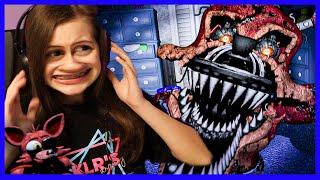 FOXY SI ŤA NÁJDE... - Five Nights At Freddy's 4 | Night 3