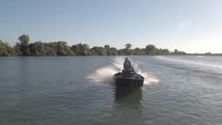 G3 Boats Australia - Gator Tough 1860CCT - Drone Clip12
