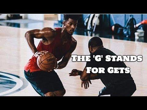 Jimmy Butler 'Jimmy G Buckets' Motivational Workout