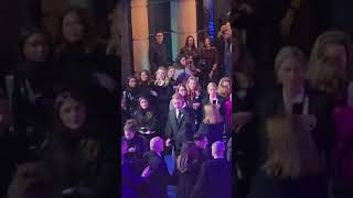 [Johnny Depp, Jude Law, Ezra Miller] Fantastic Beasts 2 UK Premiere