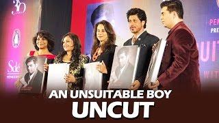 Shahrukh Khan At Karan Johar's An Unsuitable Boy Launch | FULL HD VIDEO thumbnail