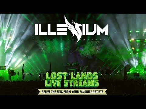 Illenium  @ Lost Lands 2017