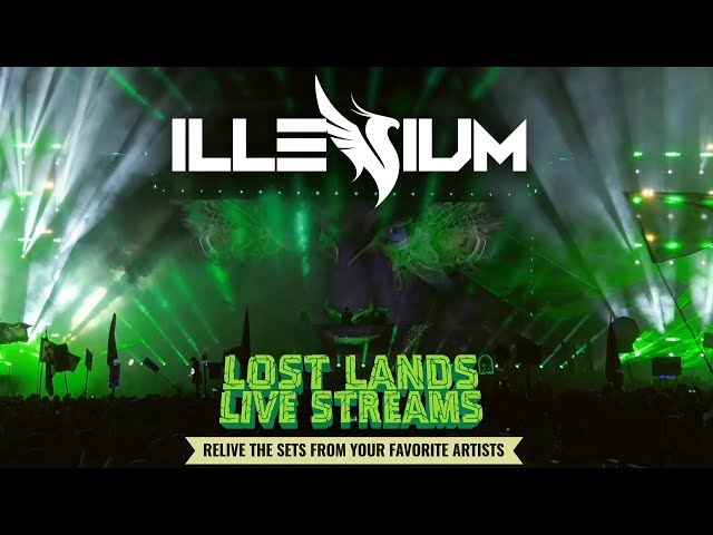 Illenium Live @ Lost Lands 2017