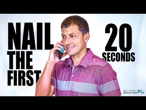 Real Estate Cold Calling: Nail The First 20 Seconds (Script Download)