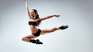 Фитнес Танец для девушек. Уроки фитнес танцев для девушек. 2016