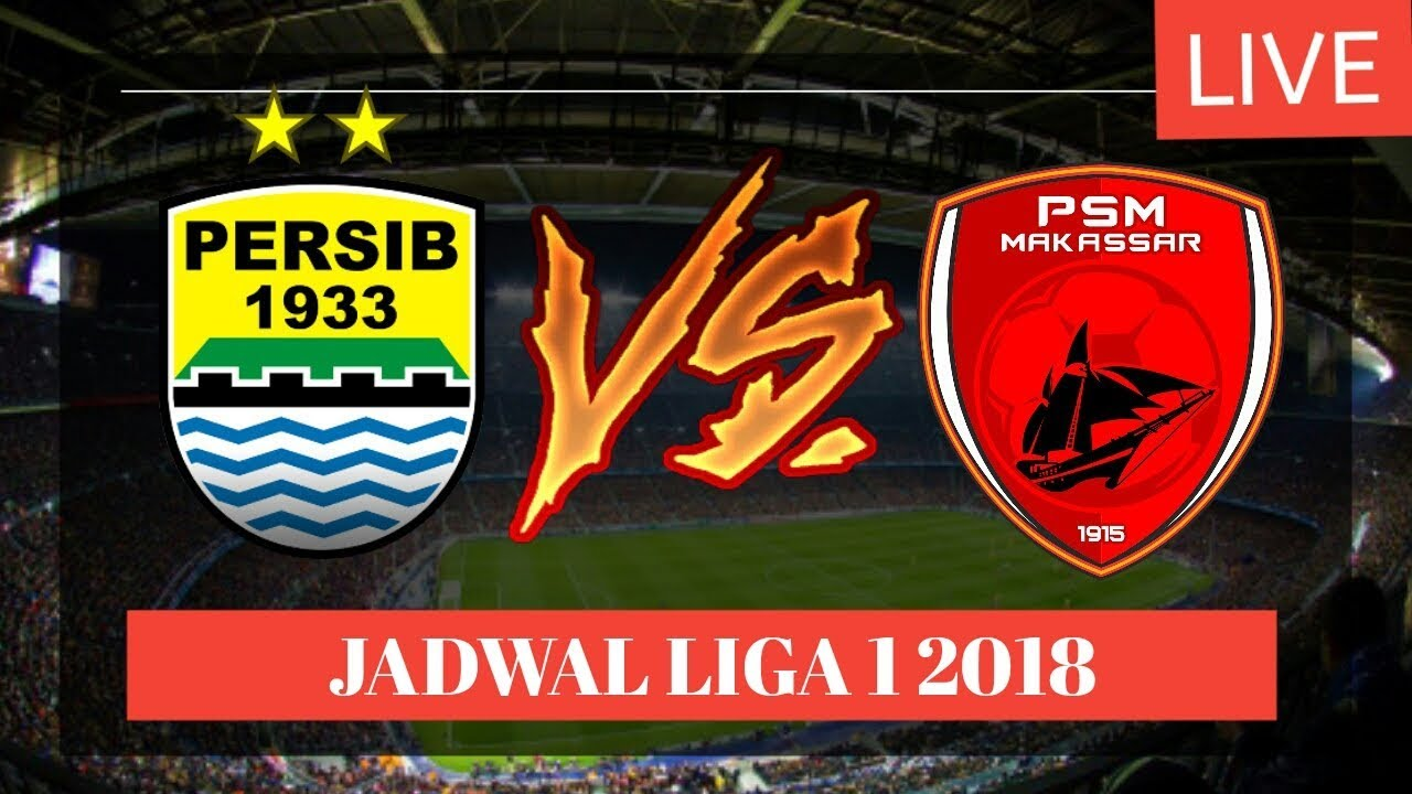 Streaming Persib: Jadwal Live Streaming Persib Bandung Vs PSM Makassar Liga