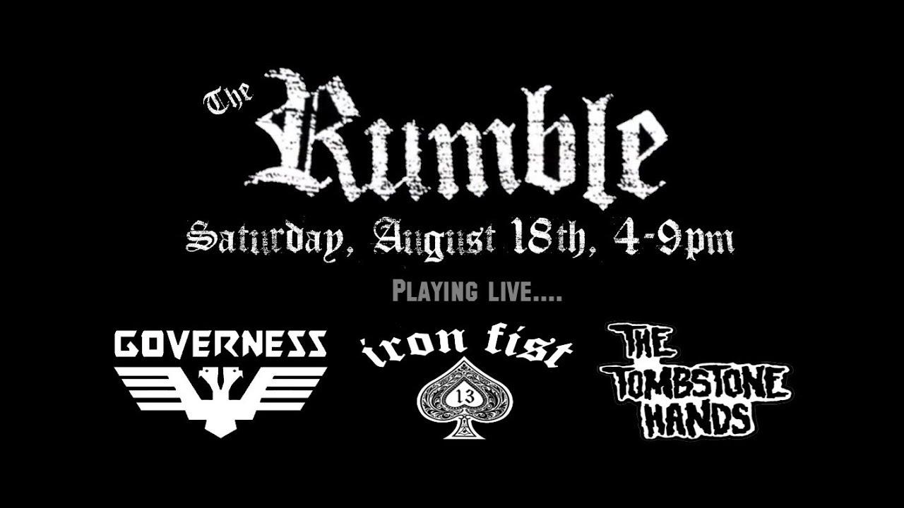 Rumble #5 – Rock & Roll Car Show Party – Buffalo Rising
