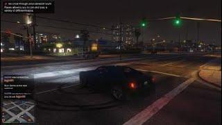 Grand Theft Auto V test