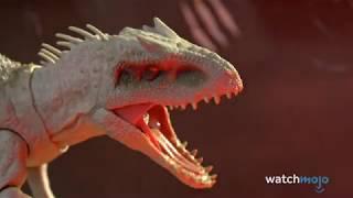 Jurassic World - Máquina de Reação em Cadeia