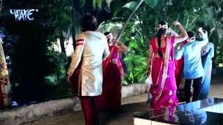 Aa gaya #Pawan Singh ka superhit Devi song रहिया पंडाल के गबडा गईली धनिया मोर हेराइल गईली ना