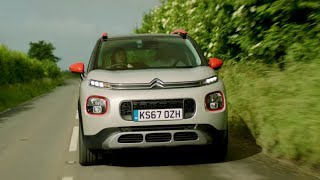 New Citroën C3 Aircross: behind the scenes (sponsored)