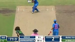 PakW V IndiaW Asia cup | winning moments | India wins