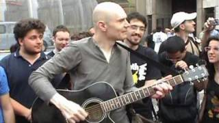Billy Corgan - It's a Long Way to the Top (If you Wanna Rock 'n' Roll) [ACDC] - Piazza Duomo