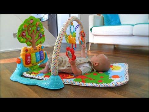 VTech Little Friendlies Glow & Giggle Playmat | VTech Toys UK
